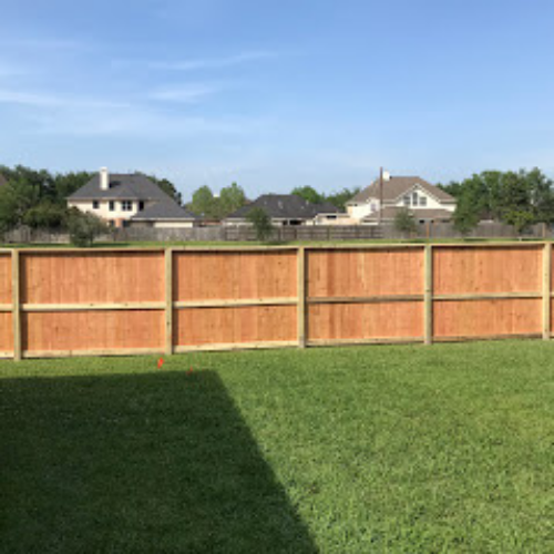 Back Fence Layout- Top Rail