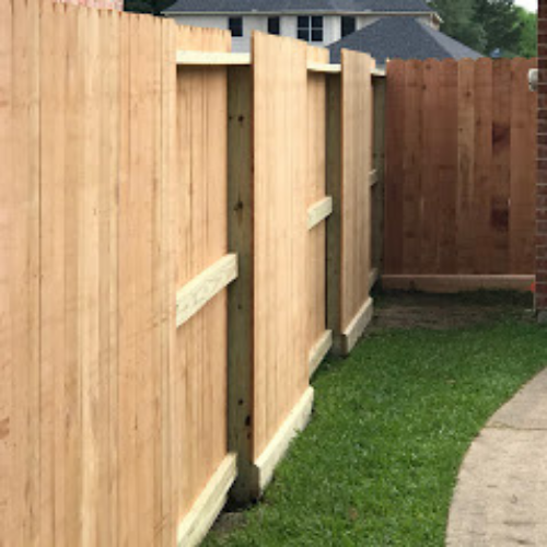 Friendly Neighbor Fence